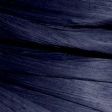 Navy Blue Silk Abaca